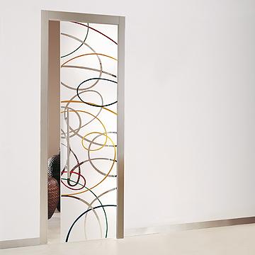 Puertas de cristal carpin y decora - Maydisa puertas correderas ...